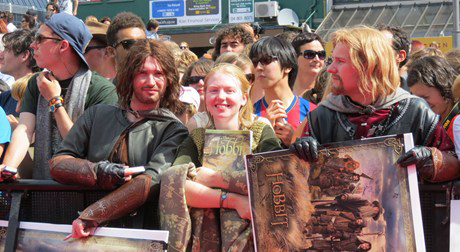 It's fairly easy to spot a dedicated fan of 'The Hobbit'