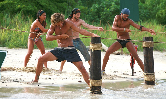 'Survivor' appears to pluck people from obscurity and allow them to shine