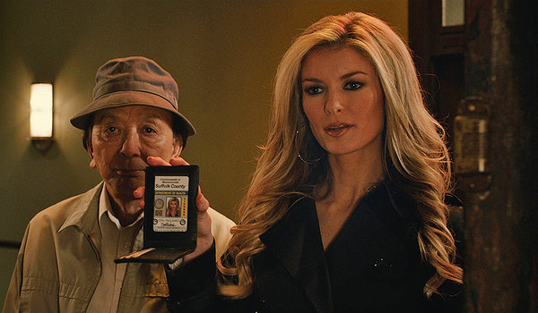 To humans, the leads appear as a lingerie model and an elderly Chinese man. Funny, right?