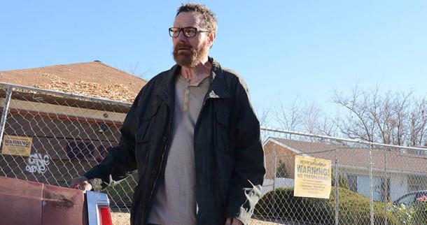 """Flash-forward"" scenes this season suggest a near future when Walt is on the run."