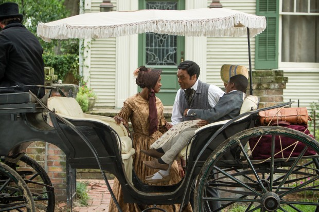Ejiofor plays Solomon Northup, an established musician in 1840s New York.