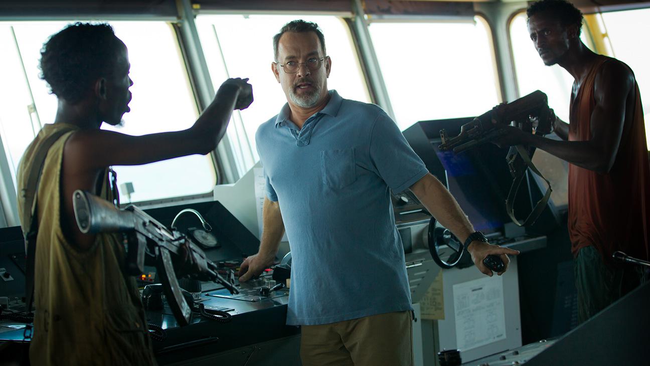 Tom Hanks as Richard Phillips in 'Captain Phillips'