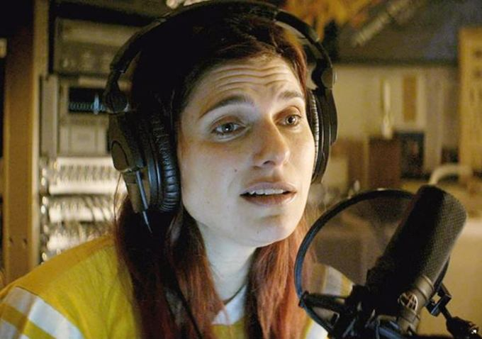 Lake Bell wrote, directed and starred in the indie comedy 'In a World'