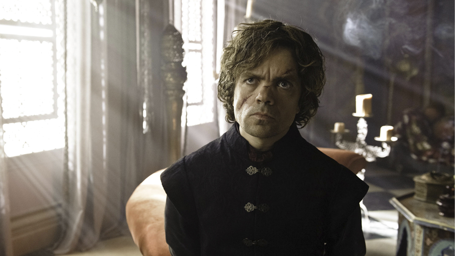 Peter Dinklage as fan-favourite character Tyrion Lannister on  'Game of Thrones'
