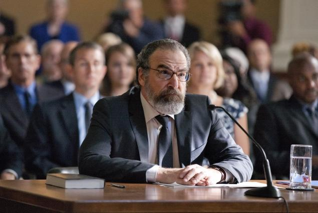 Mandy Patinkin as Saul Berenson, who retires from the CIA in the finale.