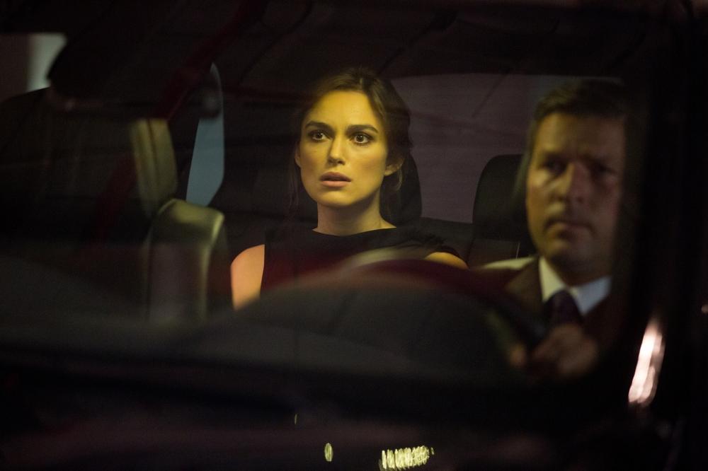 Keira Knightley as Dr. Carol Muller, Ryan's fiancée.
