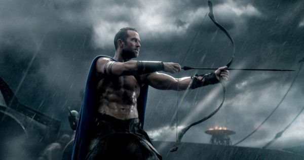 Sullivan Stapleton as  Themistocles in '300: Rise of an Empire'