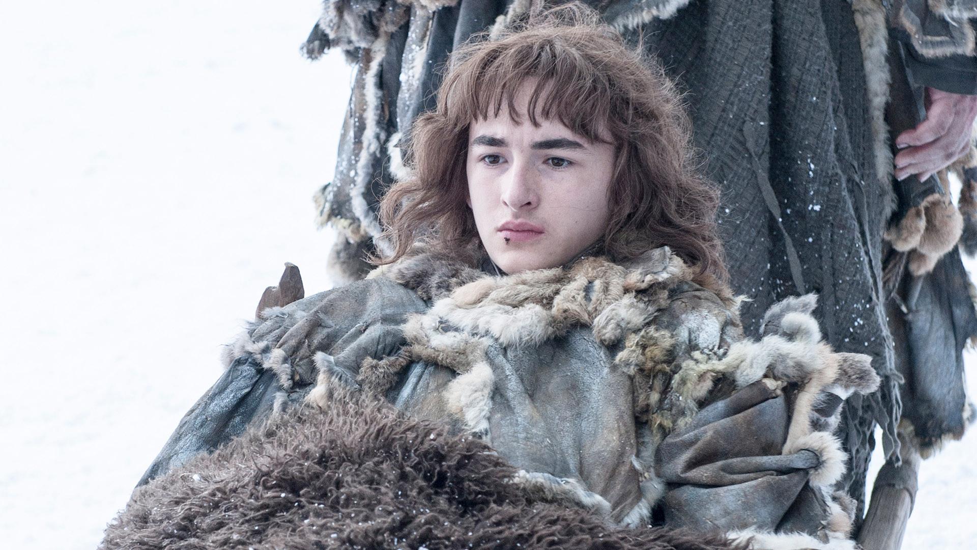 Issac Hempstead Wright as Bran Stark