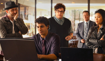 CBS's 'Scorpion' will follow a group of I.T. security geniuses