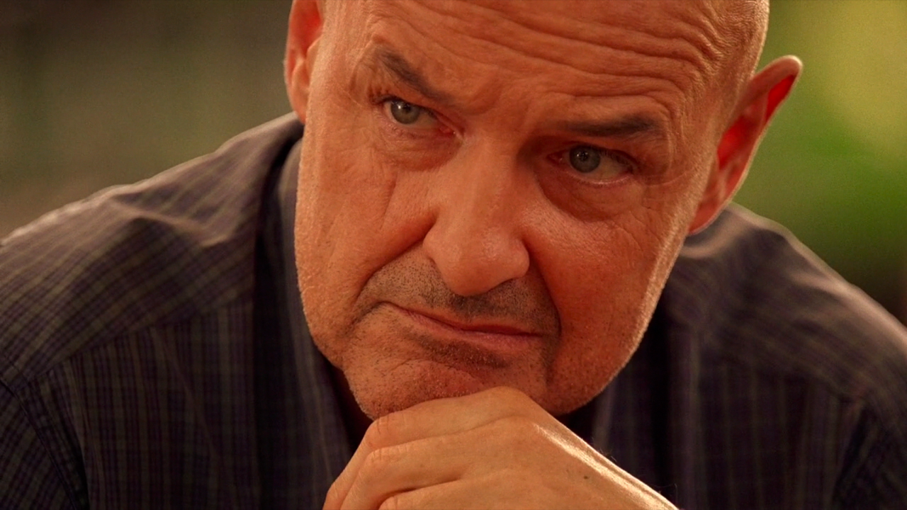 Terry O'Quinn as John Locke in 'Lost'