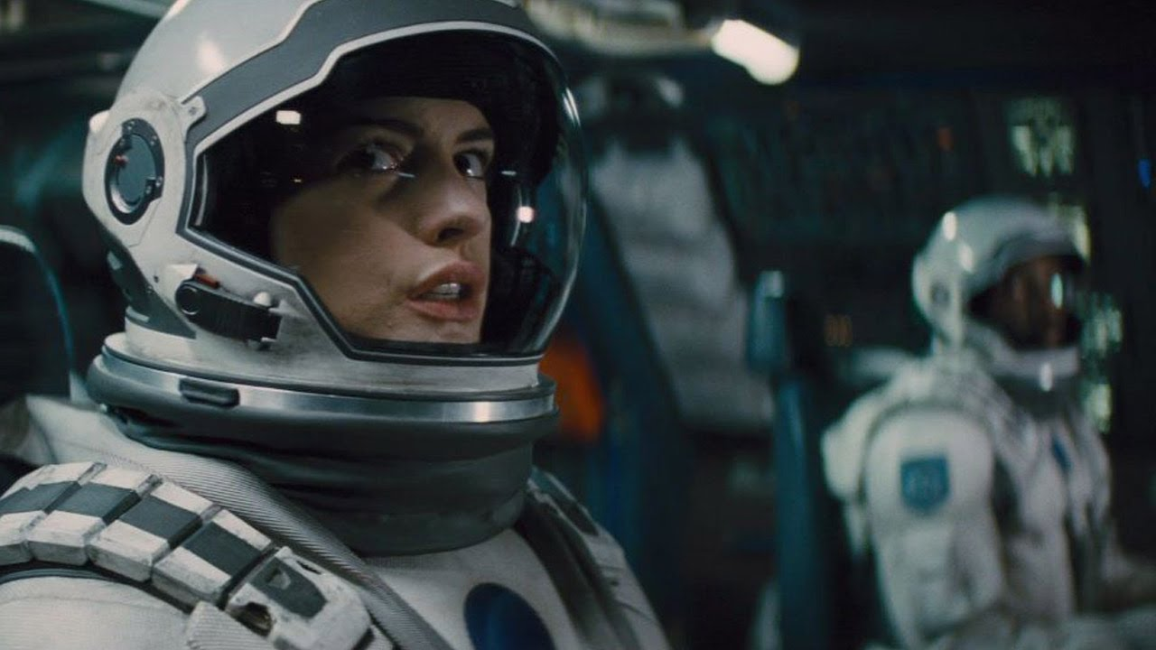 Anne Hathaway stars as Dr. Amelia Brand, who joins the crew of the Endurance