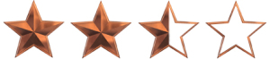 Two and a Half Stars