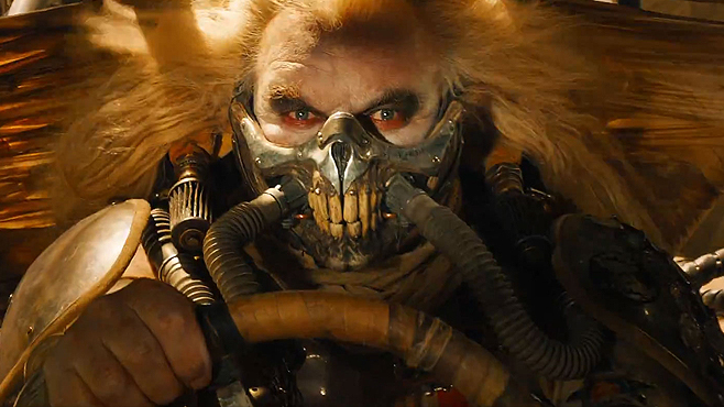 Hugh Keays-Byrne returns to the series as a new villain called Immortan Joe