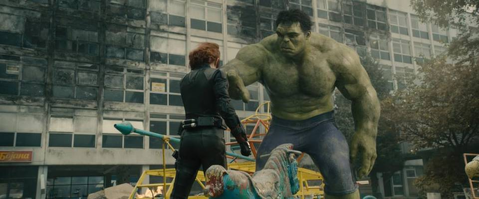 Black Widow and Hulk are two of the characters who benefit from extra character development.