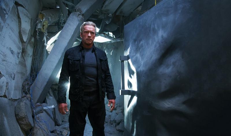 Arnold Schwarzenegger returns as a T-800 called 'Guardian'