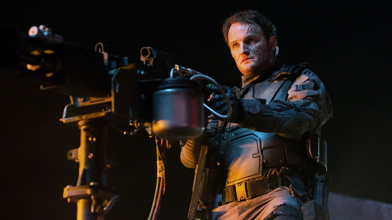 Jason Clarke is the fourth actor to play John Connor in the series.
