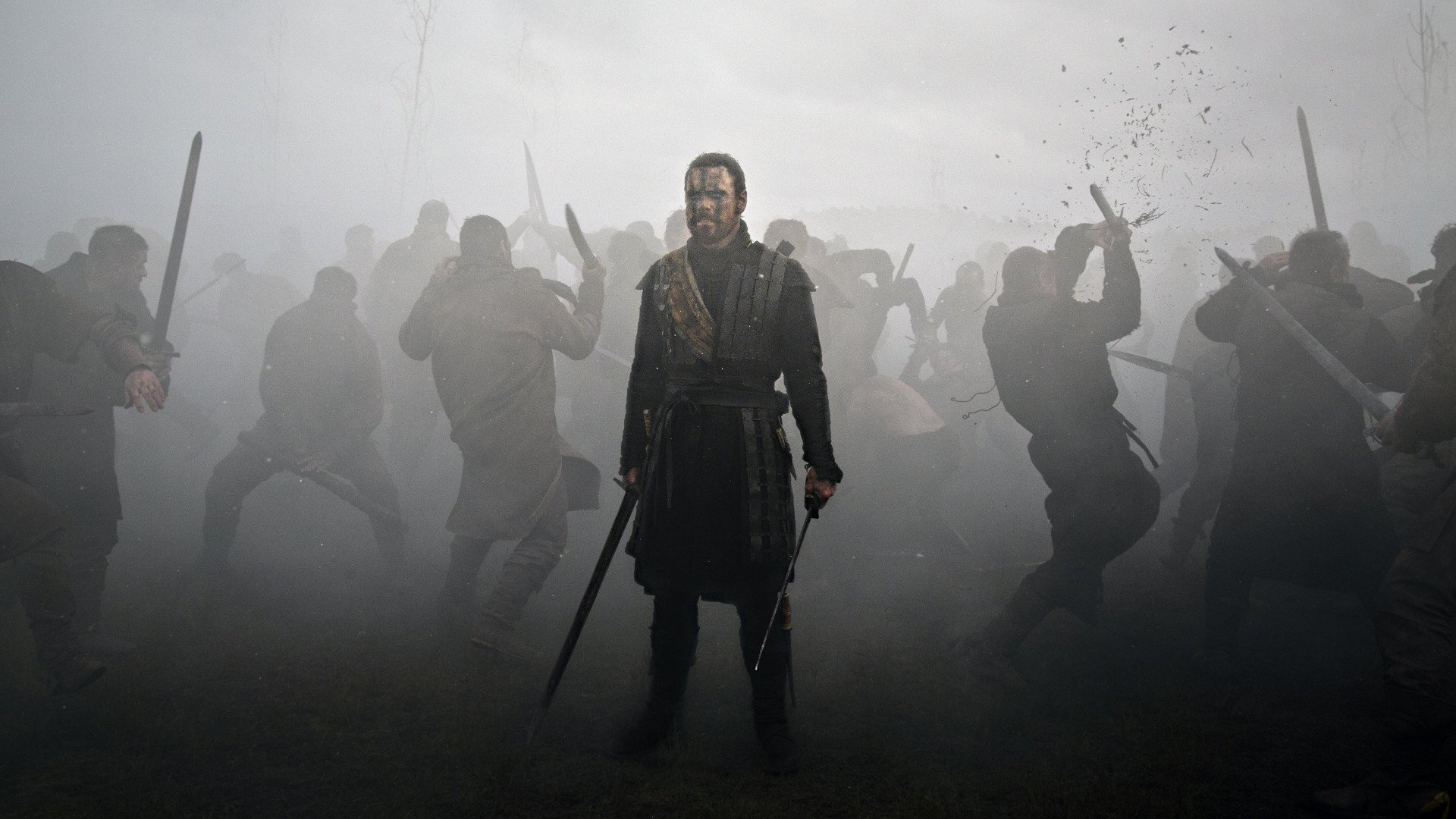 Michael Fassbender plays the over-ambitious Scottish lord in the latest 'Macbeth'