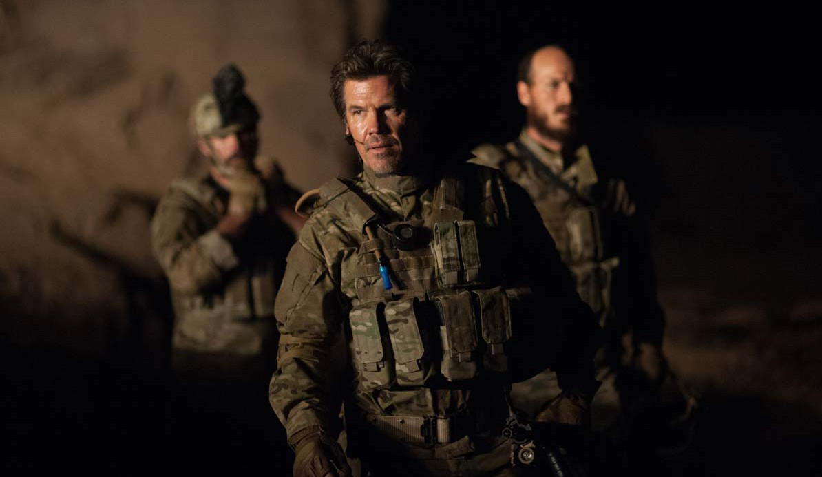 Josh Brolin as Matt Graver, who brings Macer onto the team.