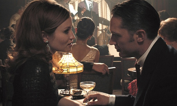 Emily Browning appears as Frances Shea, who ends up marrying Reggie.