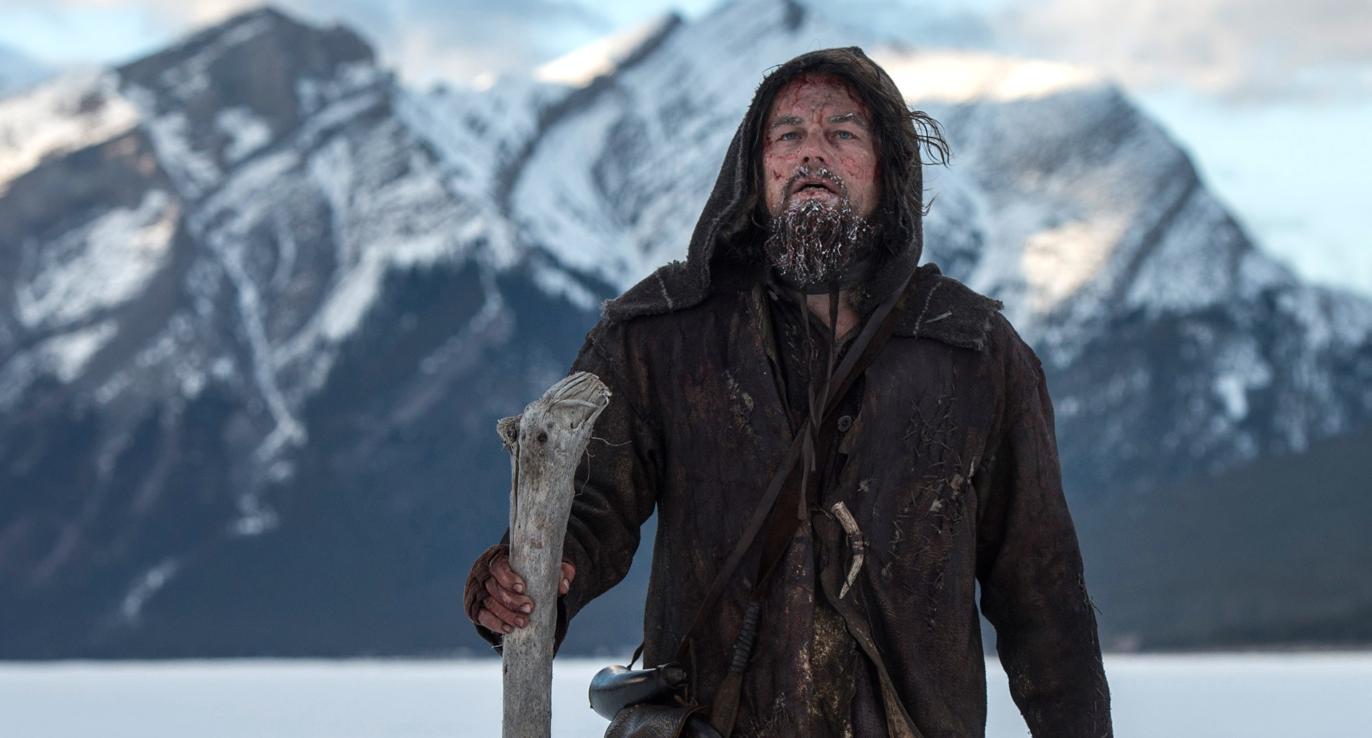 Leonardo DiCaprio stars in 'The Revenant', directed by Alejandro Iñárritu.