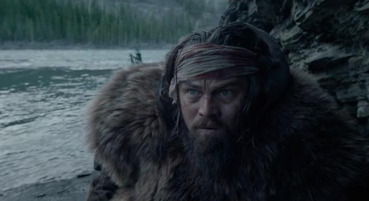 The Revenant, as captured by Emmanuel Lubezki.