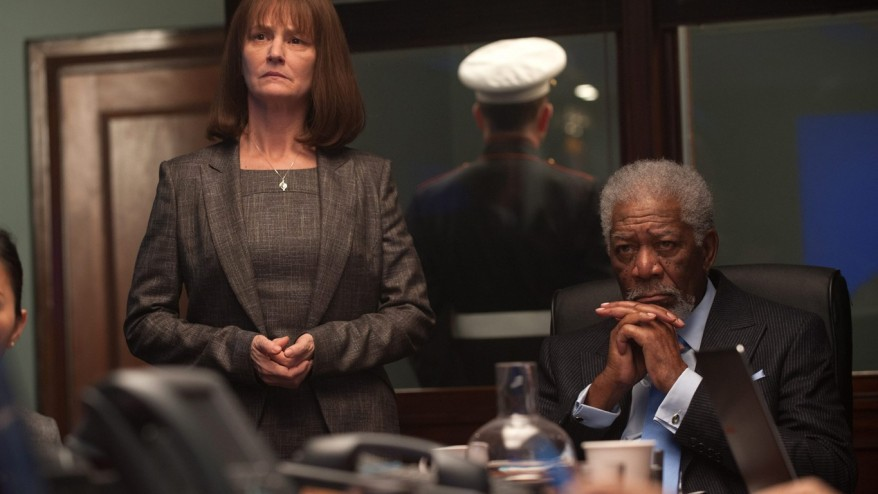 Witness two Oscar winners Melissa Leo and Morgan Freeman being criminally underused.