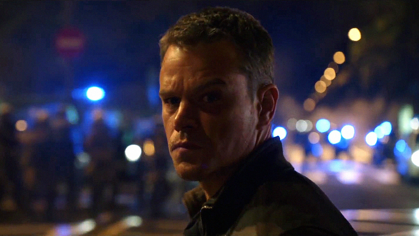 Matt Damon is back as the no longer amnesiac assassin in Jason Bourne