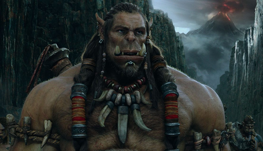 Toby Kebbell voices Durotan the orc in Warcraft