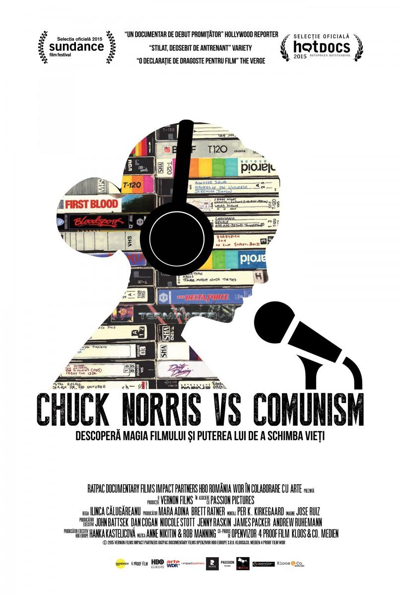 Chuck-Norris-vs-Communism poster