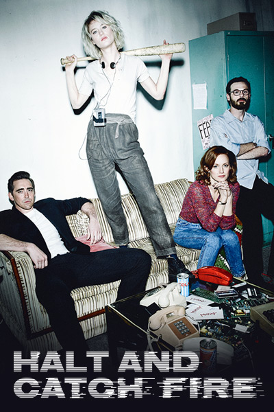 Halt and Catch Fire s2 poster