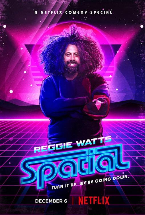 reggie-watts-spatial-poster