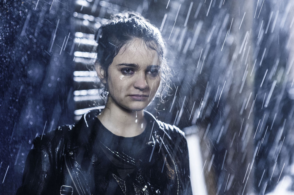 Aisling Franciosi as Katie Benedetto.