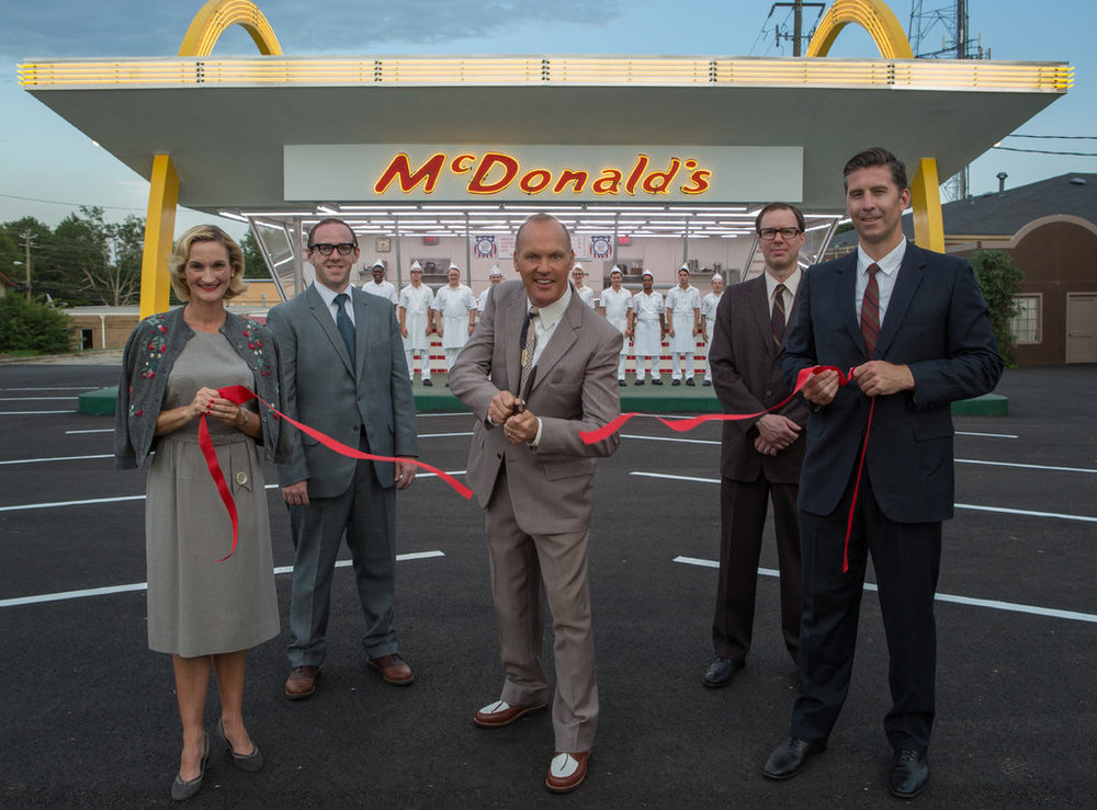 Michael Keaton stars as Ray Kroc in 'The Founder', directed by John Lee Hancock.