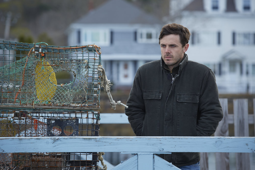 Casey Affleck stars as Lee Chandler in 'Manchester by the Sea'.