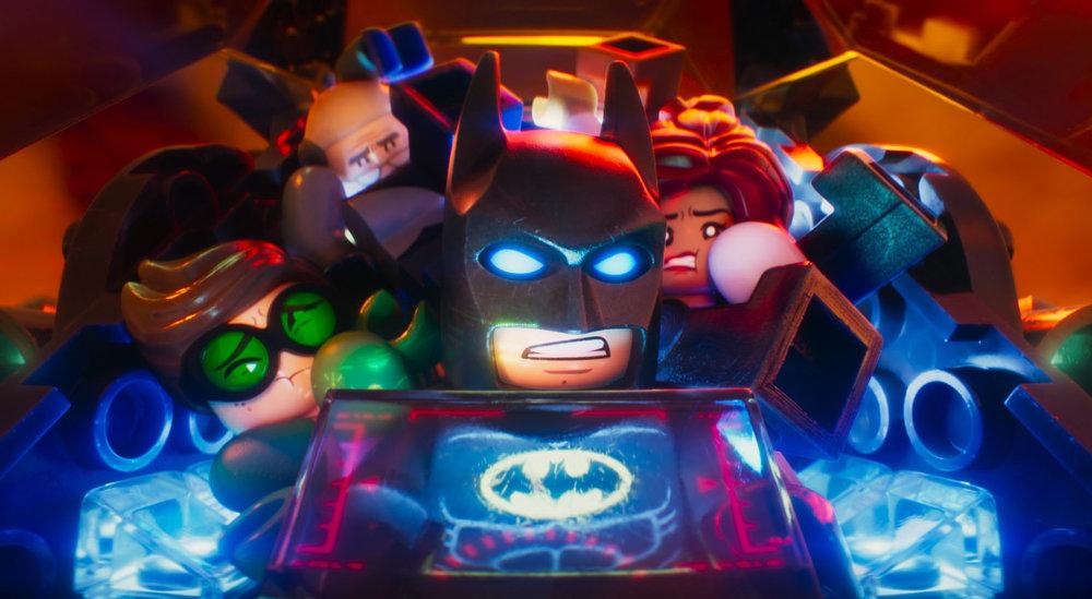 Will Arnett voices Batman/Bruce Wayne in 'The Lego Batman Movie'.
