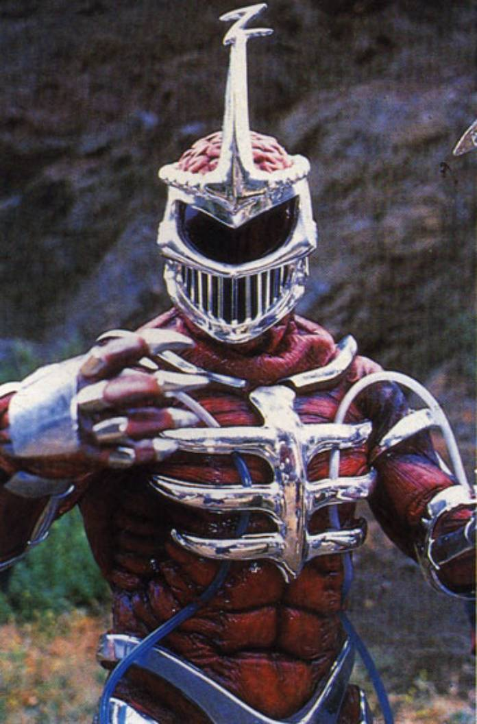 Lord Zedd, from 'Mighty Morphin' Power Rangers'.