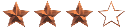 Three Stars transparent.png
