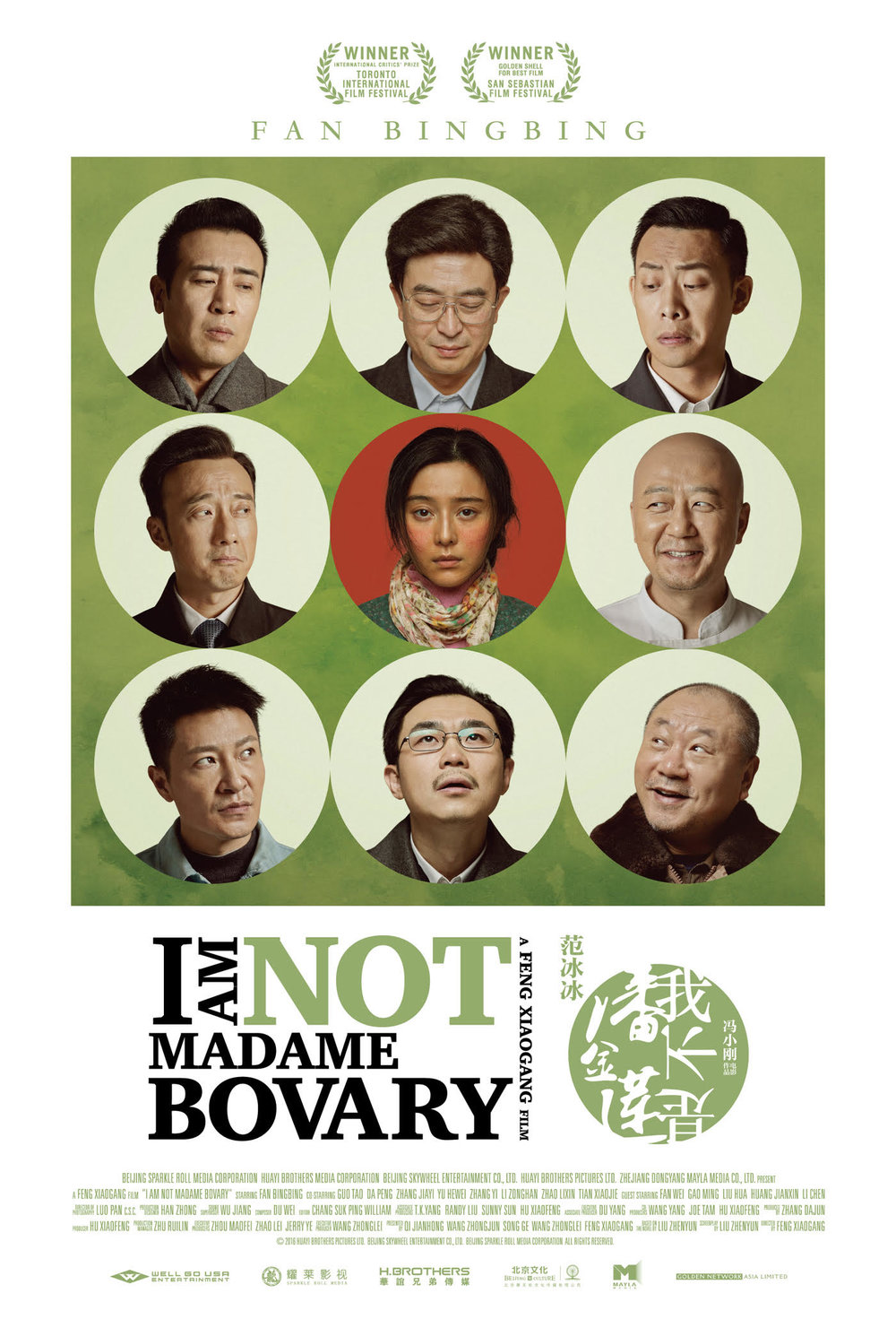 I Am Not Madame Bovary poster.jpg