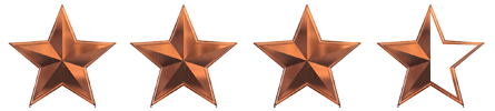 Three and a Half Stars Transparent.png