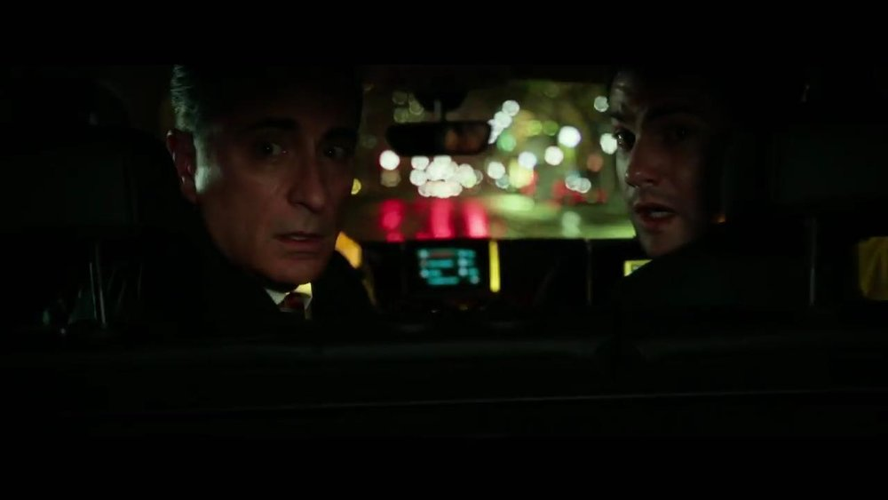 Andy Garcia as President Andrew Palma and Jim Sturgess as Max Lawson.