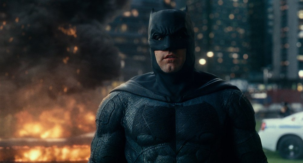 Affleck's Batman is a questionable focus for most of the film.