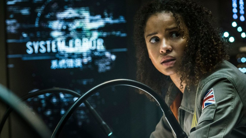 Gugu Mbatha-Raw stars as Hamilton in  The Cloverfield Paradox .