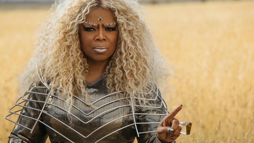 Oprah Winfrey as Mrs. Which.