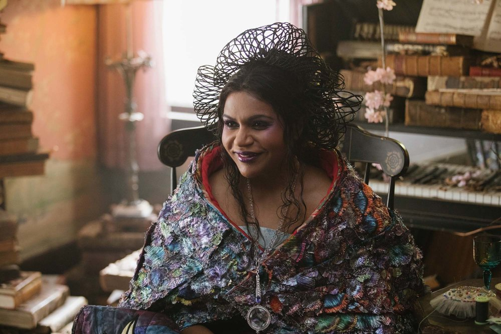 Mindy Kaling as Mrs. Who.