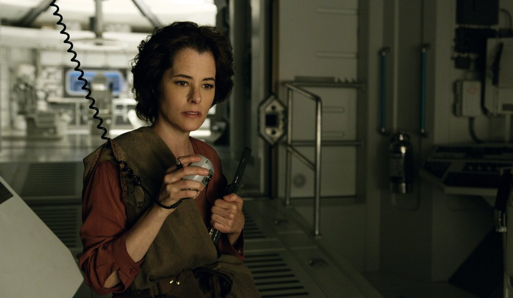Parker Posey as Dr. Smith.