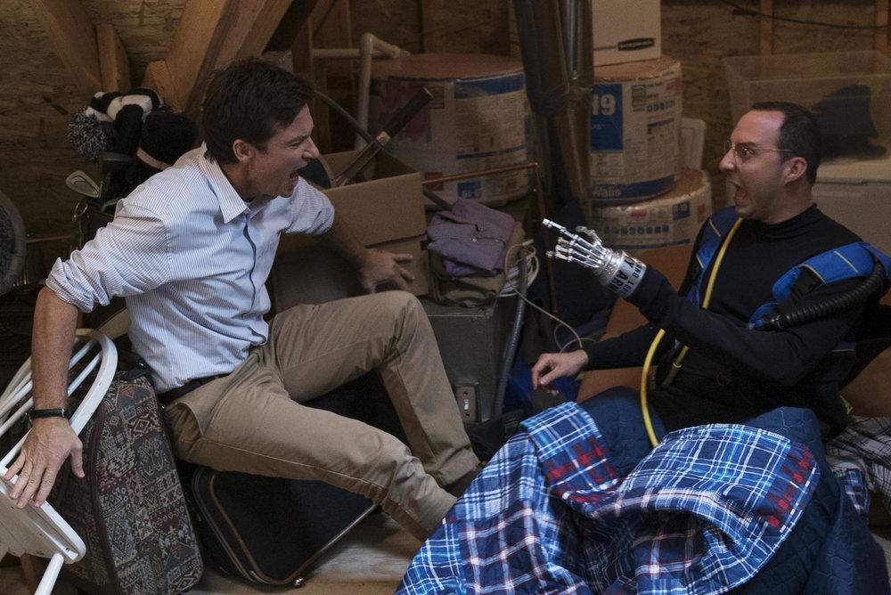 Jason Bateman and Tony Hale star in the firth season of  Arrested Development .