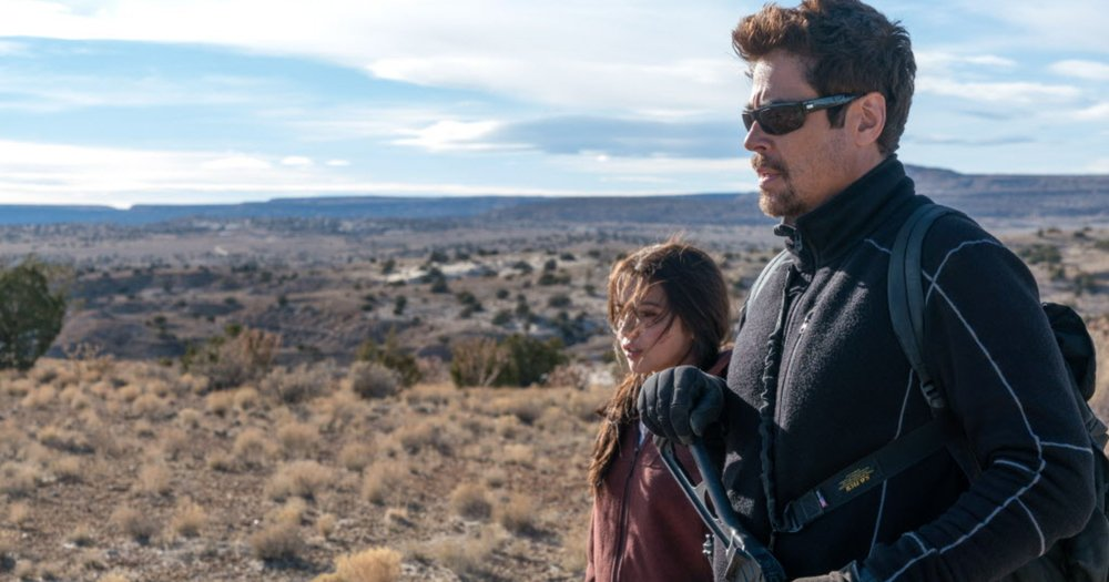 Benecio Del Toro returns as the mysterious hitman Alejandro in  Sicario: Day of the Soldado , directed by Stefano Sollima.