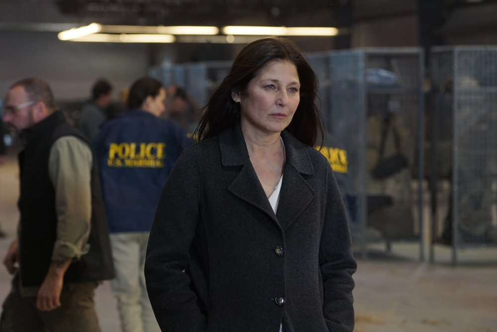 Catherine Keener as Cynthia Foards.