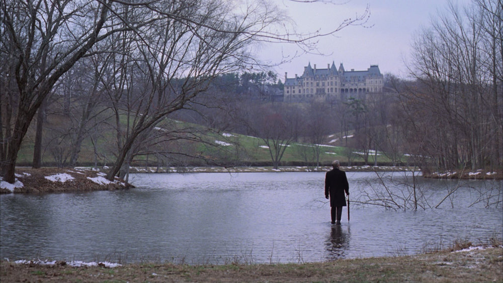 Peter Sellers stars in  Being There , directed by Hal Ashby.