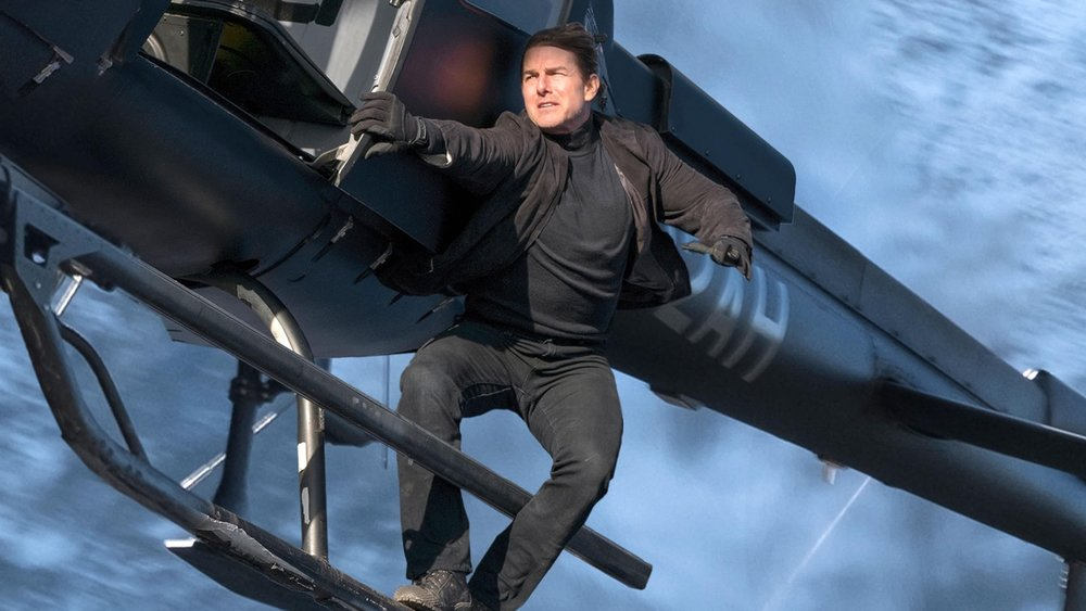 Tom Cruise stars as Ethan Hunt in  Mission: Impossible - Fallout , directed by Christopher McQuarrie.
